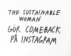 (Svenska) The Sustainable Woman vill bli känd