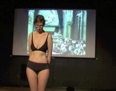 Performance-Lecture: Till minne av Syster Monika *2004  +2009